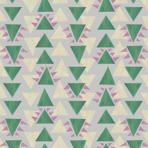 triangle layers